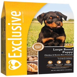 Exclusive Large Breed Puppy
