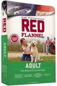 Red Flannel Adult