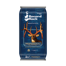 Record Rack 16% Protein 6% Fat Breeder Pellets