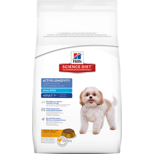 Science Diet Senior Small Bites Dog Food