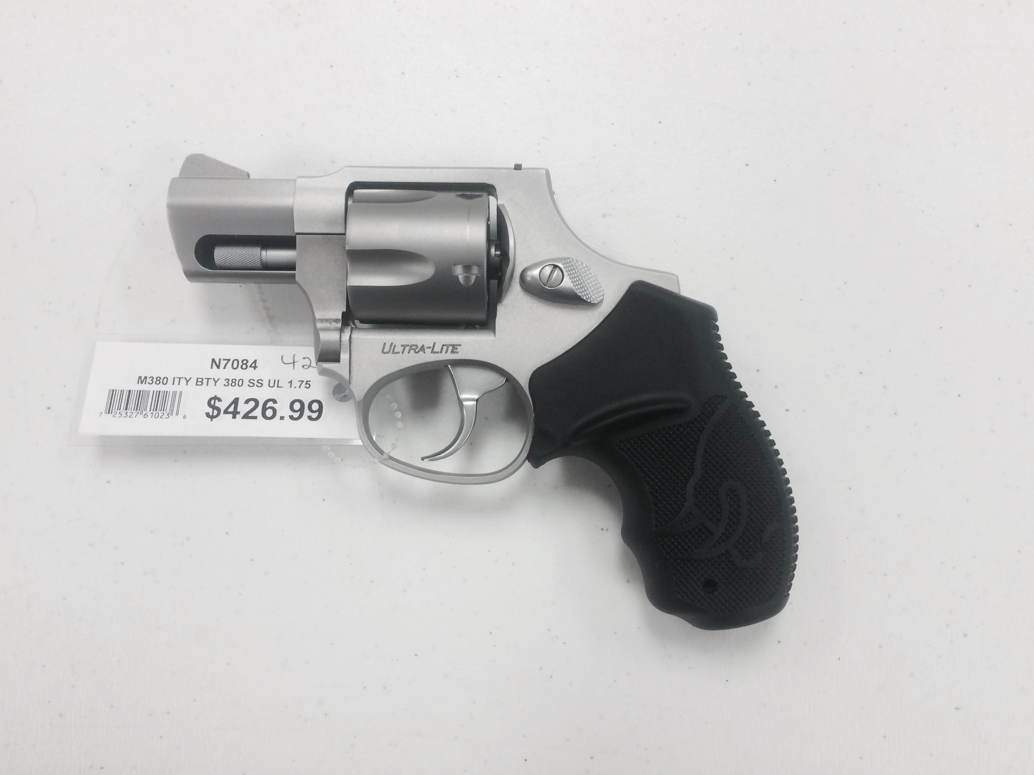 The Taurus Mini Revolver