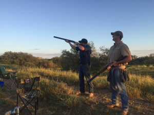 Annual Dove Hunt