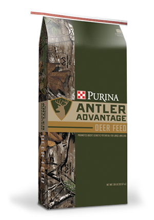 Purina Wildlife Antler Advantage Deer Feed | Mumme's Inc.