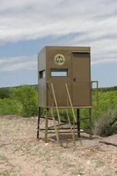 Texas Wildlife Supply Deer Blinds